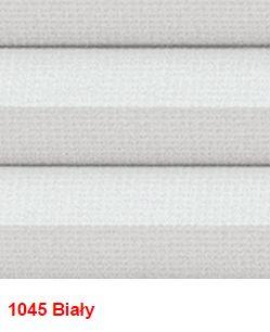 1045 roleta podwójnie plisowana velux