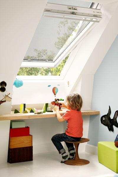 markizy zewnętrzne do okien dachowych velux