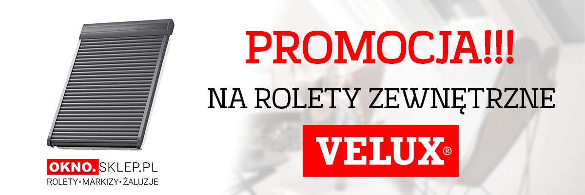 PROMOCJA-NA-ROLETY-ZEWNETRZNE-VELUX-OKNOSKLEP_PL